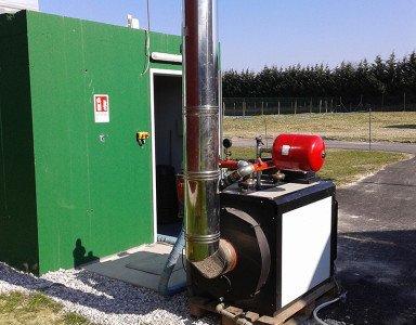 Noleggio caldaia Termoidraulica Ceron Foto Installazione di caldaia