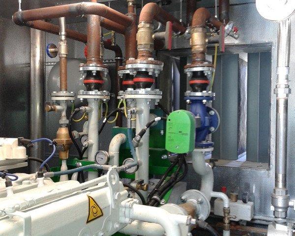 Impianti tecnologici di Biogas - Termoidraulica Ceron Treviso