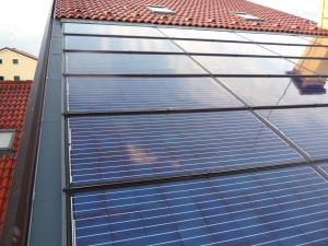 Foto Impianto Fotovoltaico innovativo - Termoidraulica Ceron Treviso - Idraulico