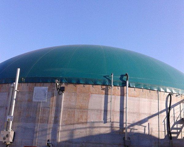 Biogas, impianto digestivo - Foto Termoidraulica Ceron Treviso