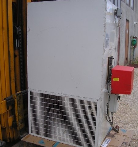 Noleggio generatore d'aria
