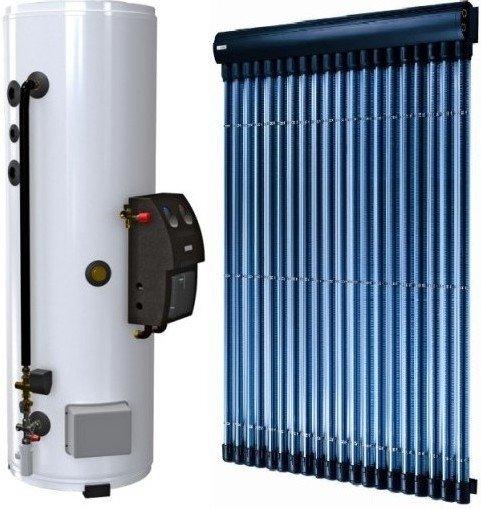 Kit Pannello Solare Acqua : Installazione panello solare sottovuoto treviso