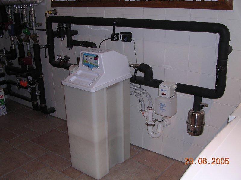 Addolcitore d'acqua Treviso