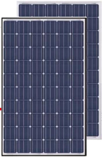 fotovoltaico monocristallino