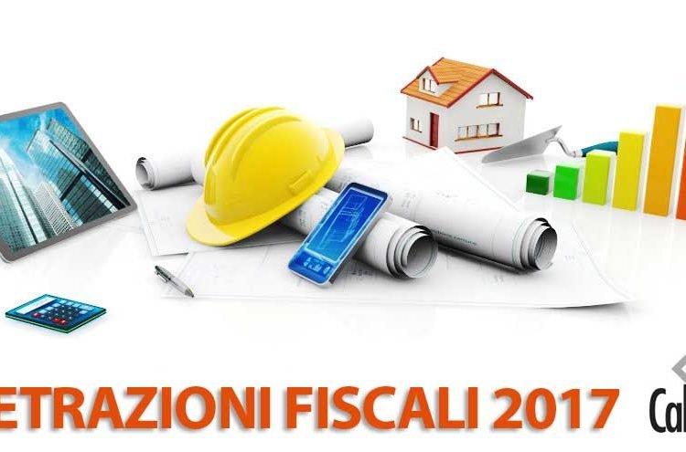 detrazioni fiscali 2017