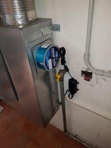 Sanificare con lampada germicida