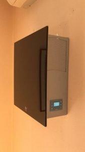 Ricambio aria e filrazione